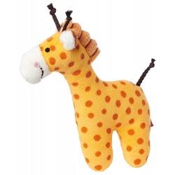 Rassel Giraffe Red Stars.